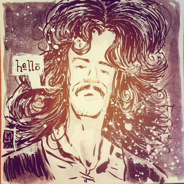 Hello_5x5_Practice_for_a_show__in_Feb.__at_the__cricketpress_studio.__share__inking__firstattempt__theprincessbride