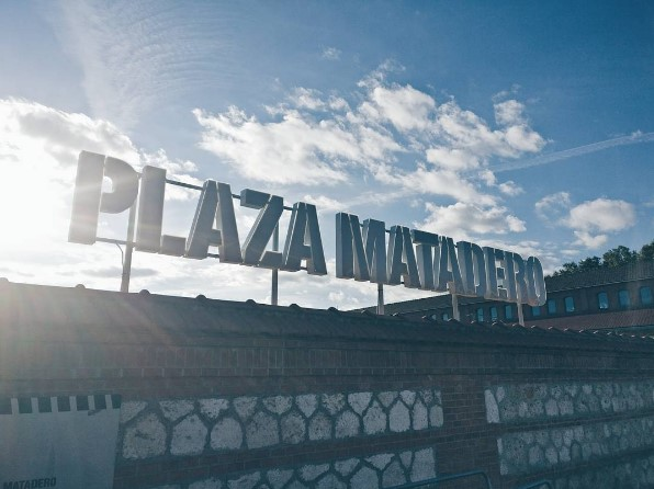 Plaza Matadero Madrid