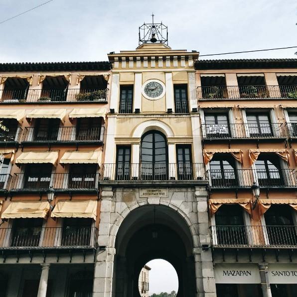 Plaza De Zocodover
