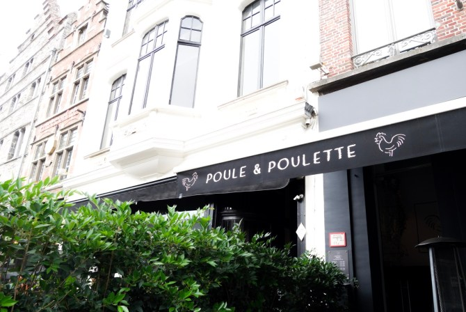 Poule & Poulette Gent Staycation MRJLN Simply Say Marjolein