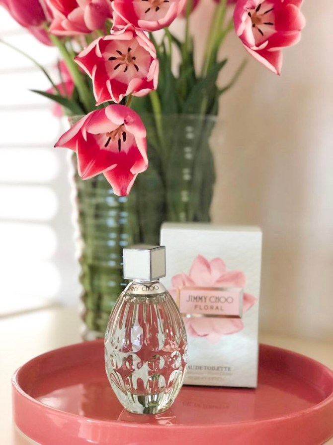 Parfumcollectie jimmy choo floral