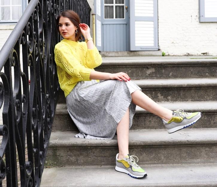 Floris Van Bommel Women colorful sneakers Violet Jurk Fibre Mood MRJLN Simply Say Marjolein