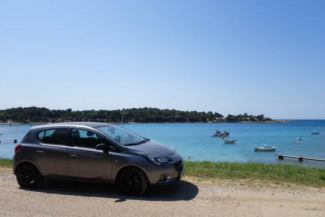 Sunny Cars Kroatië MRJLN Simply Say Marjolein