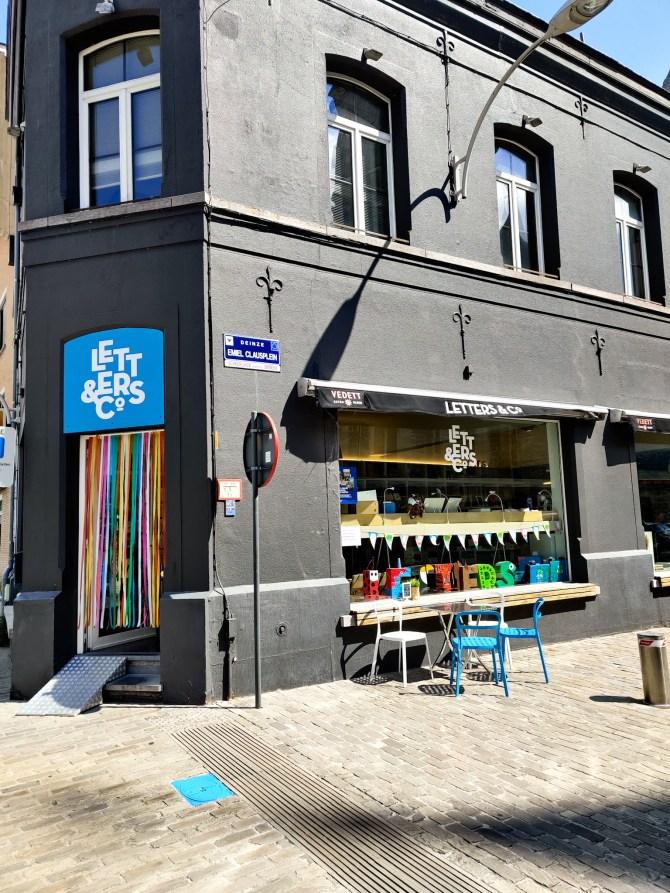 Letters & Co Leiespot Leiestreek MRJLN