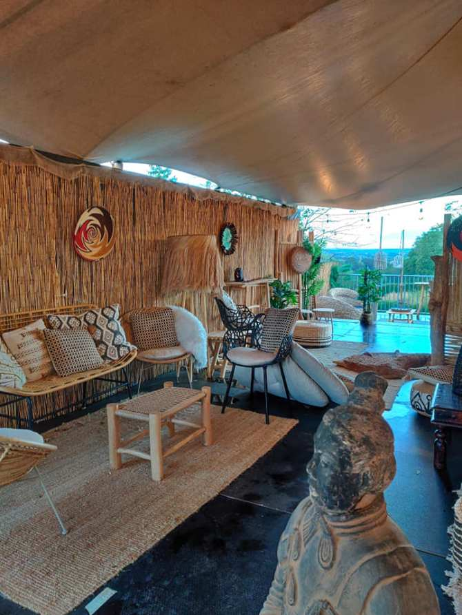 Glamping Basecamp Connections Deluxe MRJLN Simply Say Marjolein