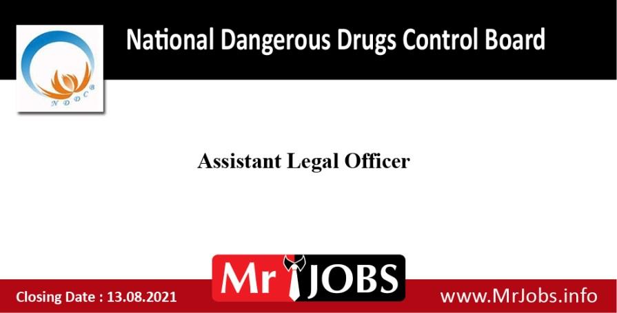 National Dangerous Drugs Control Board Vacancies