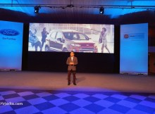 Launch Of Ford EcoSport SUV 01