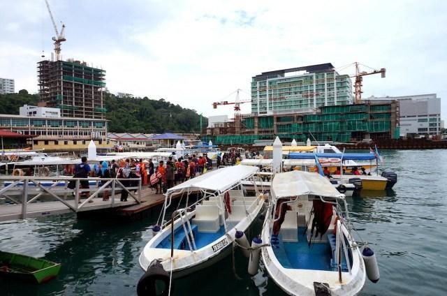 Jeti Jesselton Point Kota Kinabalu