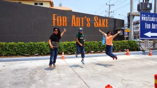 For Art's Sake Hua Hin