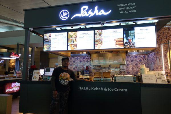 restoran halal muslim pasha incheon airport