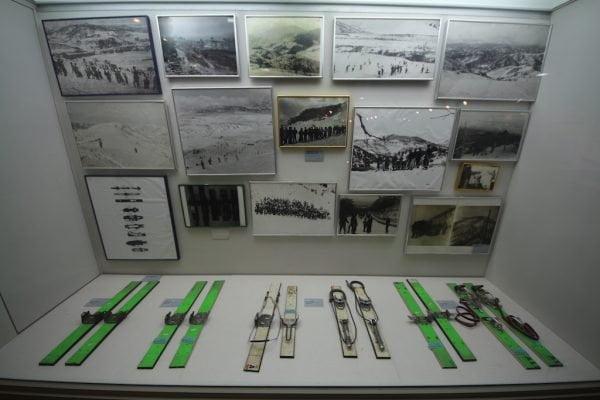Alpensia Stadium Ski History Museum In PyeongChang Korea