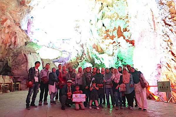 Reed Flute Caves Guilin
