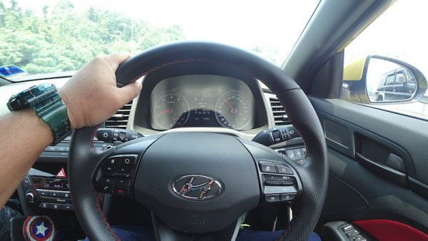 Review Kereta Hyundai Elantra Sport 1.6 Turbo