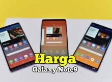 Harga Telefon Samsung Galaxy Note9 Malaysia