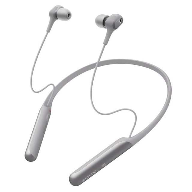 Sony Earphones WI-C600N Kalis Bunyi