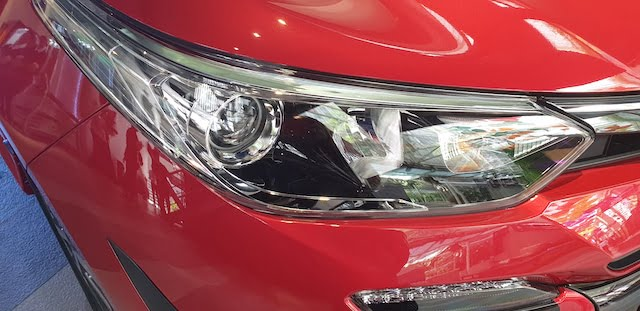 Model Terbaru Toyota Vios 2019