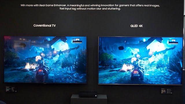 TV Baharu Samsung Saiz 98 Inci QLED 8K 04