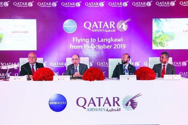 Laluan Baru Penerbangan Qatar Airways Ke Langkawi 02