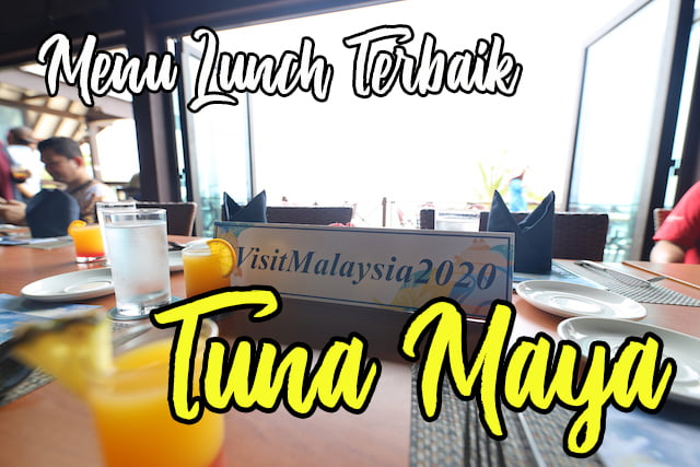 Menu Lunch Terbaik Di TunaMaya Resort Tioman 01 copy