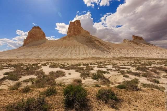Tempat Menarik di Kazakhstan-Boszhira-tract