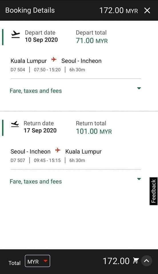 Promosi Murah Gila Tiket AirAsia
