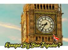 Kenapa Bangunan Big Ben Di London Popular 01