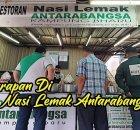 Sarapan Di Restoran Nasi Lemak Antarabangsa Kampung Baru 01 copy