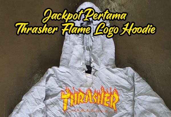 Baju-Bundle-Thrasher-Flame-Logo-Hoodie-01