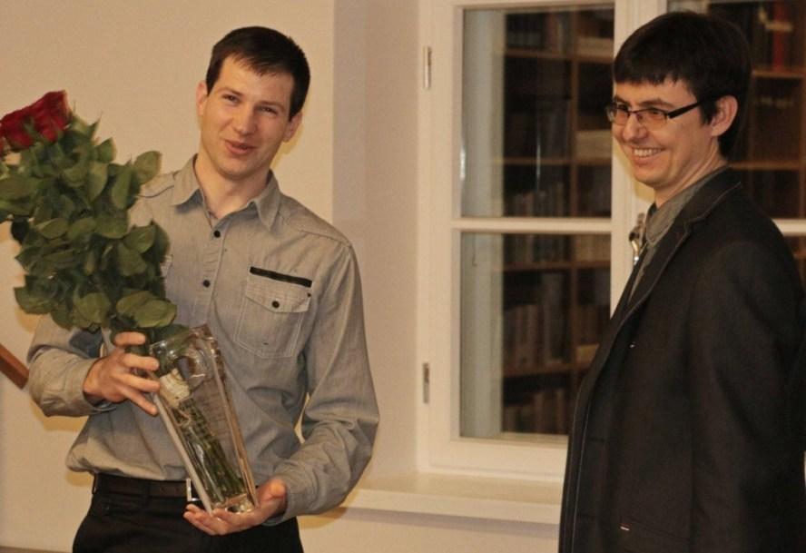 Paulius Marozas ir Marius Čeponas