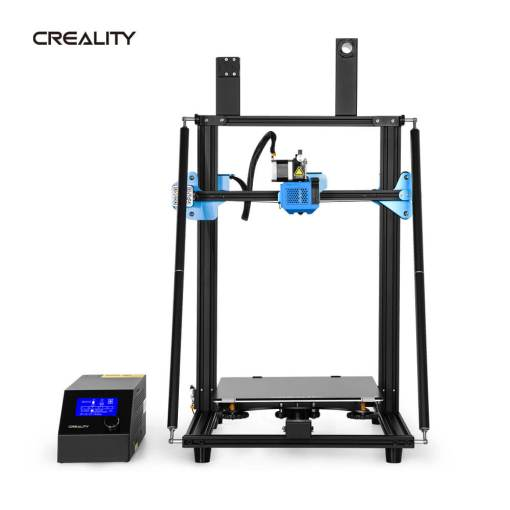 CREALITY 3D CR-10 V3, 300x300x400mm, extruder direct-drive performant, cap imprimare complet metalic