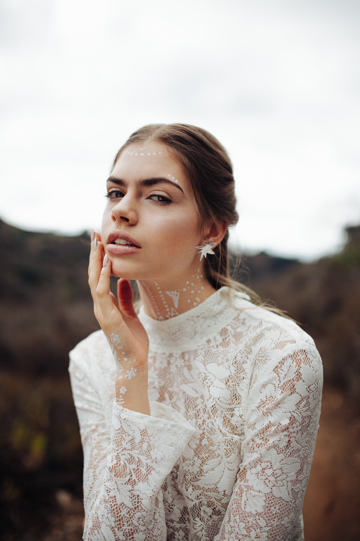 Mr Kate White BeautyMarks Lookbook