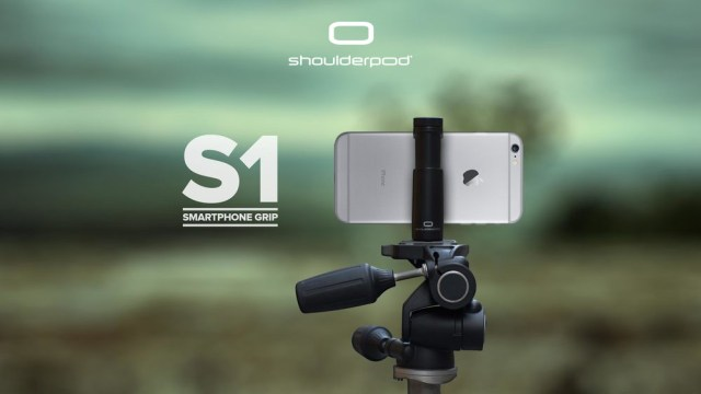 Shoulderpod S1