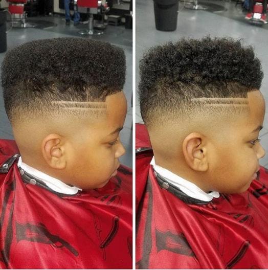 65 Black Boys Haircuts 2018