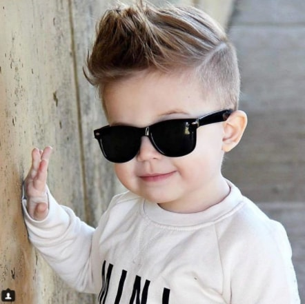 50 Cool 5 Year Old Boy Haircuts 2019