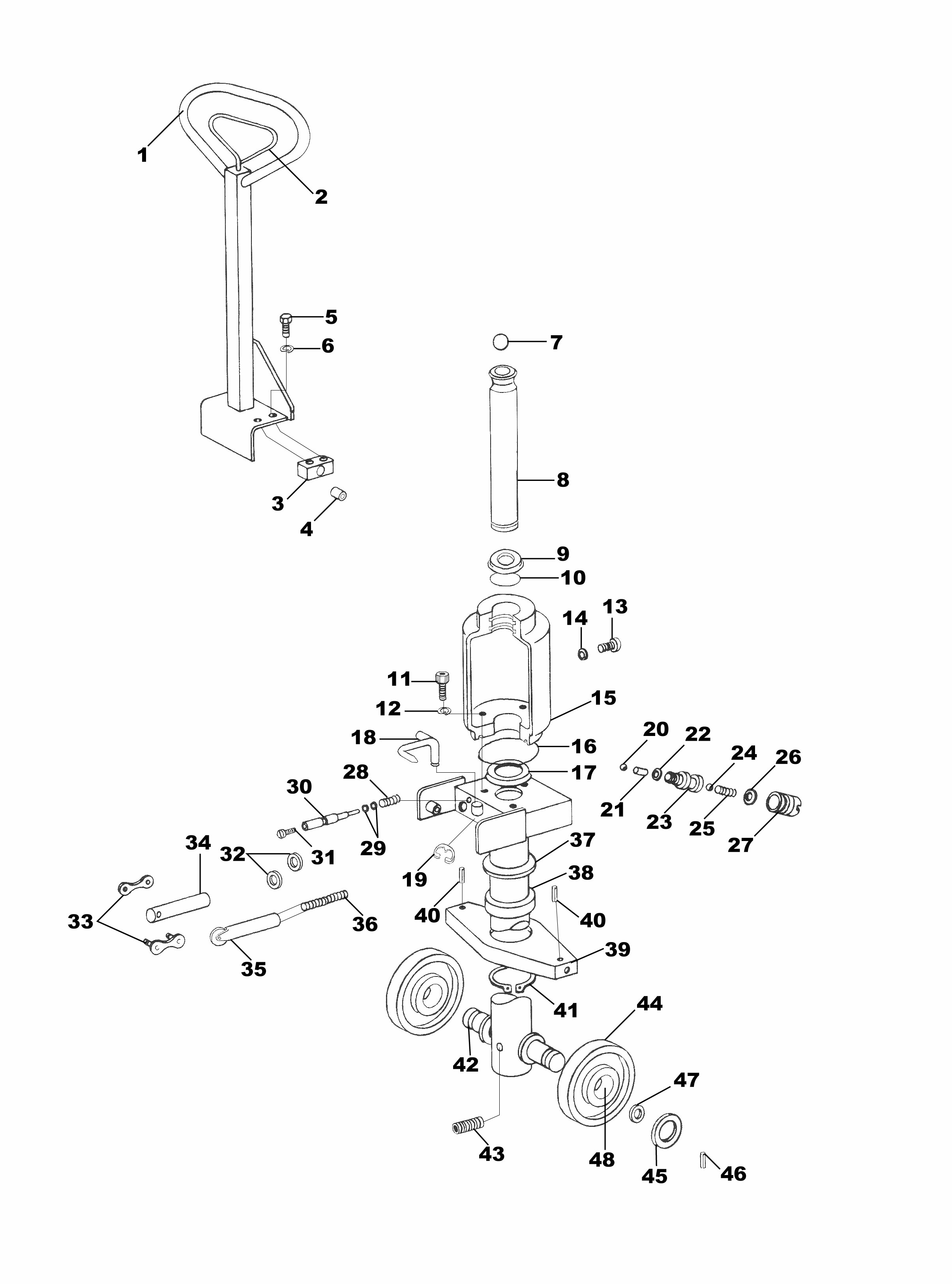 Magnum Hydraulic Unit