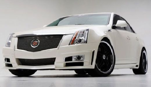 Cadillac Body Kit