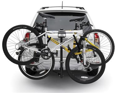 The Trailer Hitch Bike Carrier