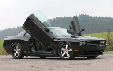 Dodge Challenger Lambo Doors