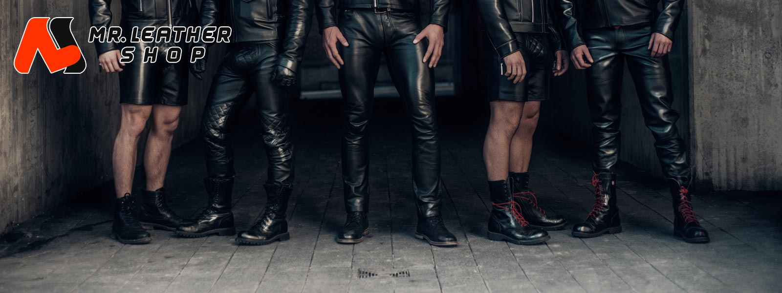 Mr. Leather Shop Custom Leather Pants