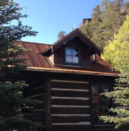 Broadmoor Cloud Camp - Cabins, above Colorados Springs, CO.