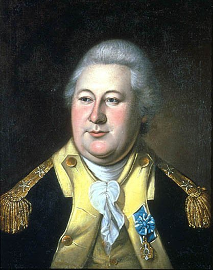 General Henry Knox at the age of 33
