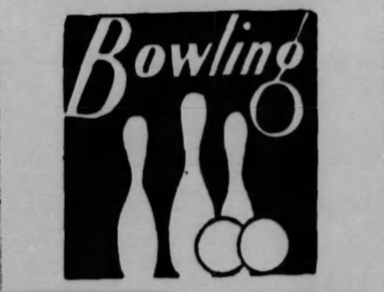 Bowling in the Somerset Hills New Jersey- Mr. Local History Archive #mrlocalhistory