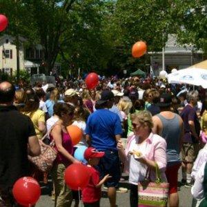 Bernards Township Charter Day Street Fair and Festival #mrlocalhistory