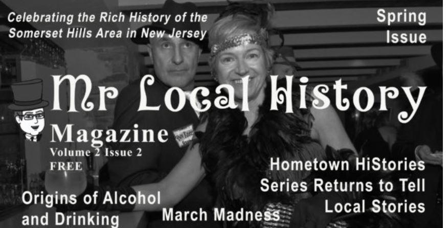 Mr Local History Magazine Vol 2 Issue 2 #HGOAT