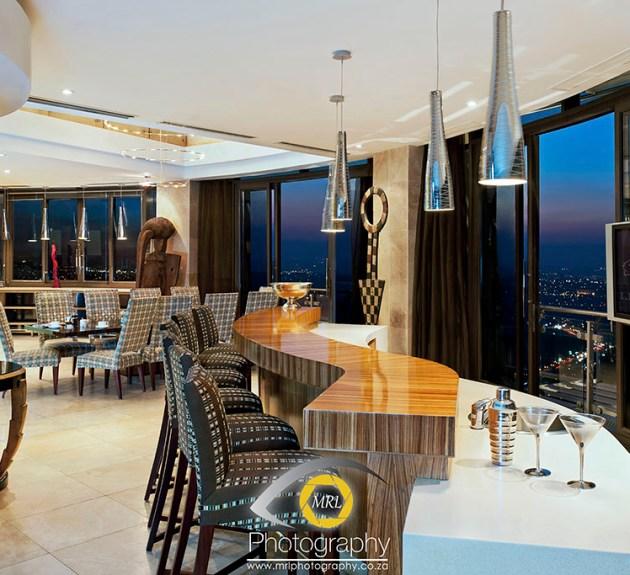 Sandton Penthouse Interior