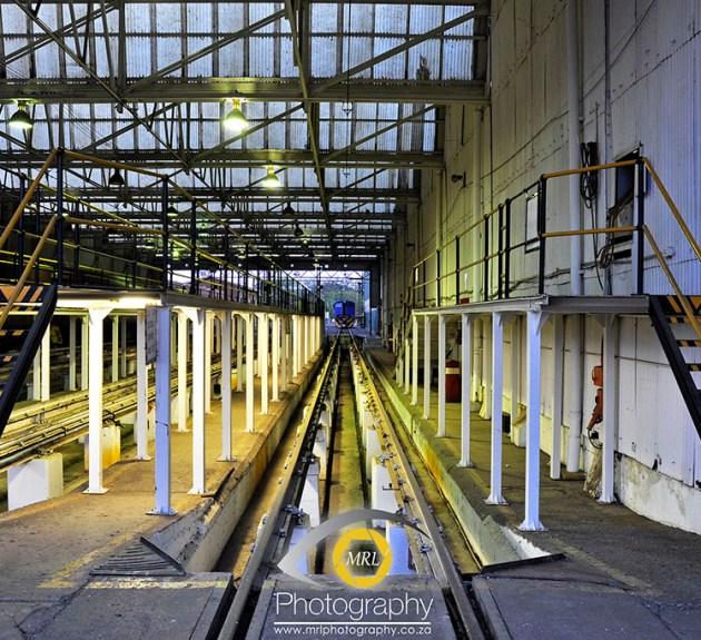 Train Repairs Platform