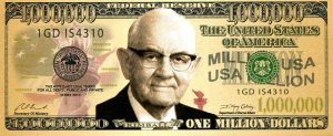 Million Dollar Bill Kimball Front