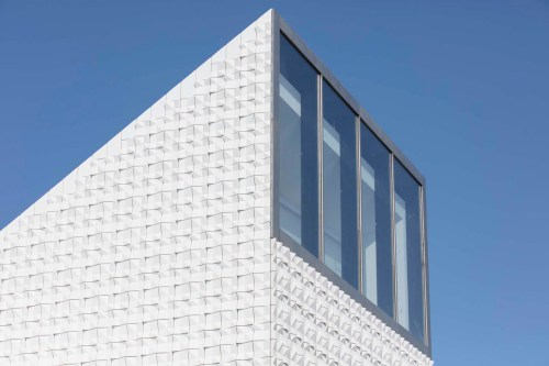 Dach und Fassade
