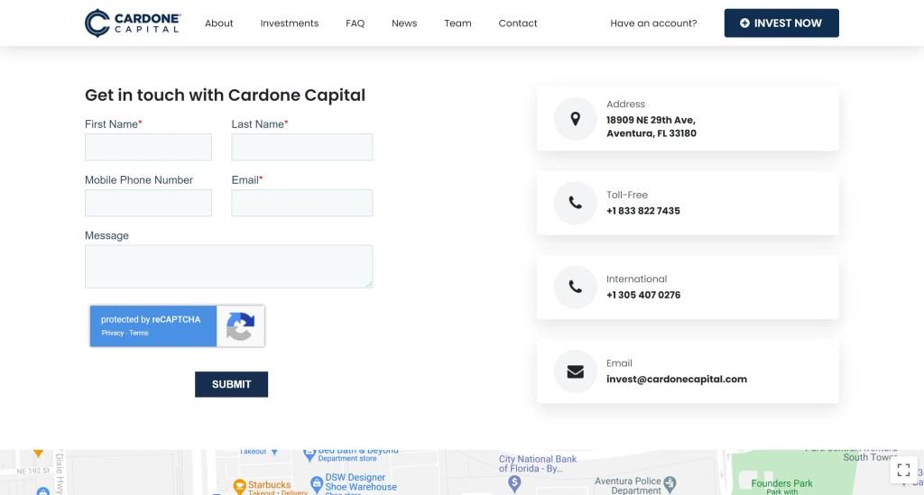 Cardone Capital Customer Service Review