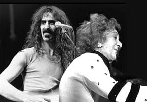 Marian McPartland, Frank Zappa, musicians, Mr. Media Interview, Bob Andelman, NPR, Piano Jazz